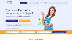 Manutenção Site WordPress Faxina da Hora
