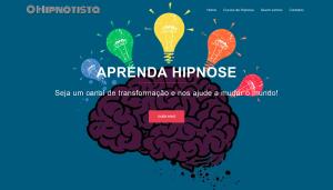 Manutenção Site WordPress O Hipnotista