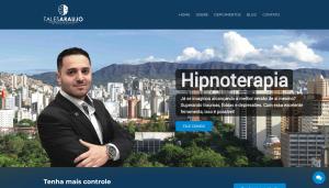 Criação Site WordPress Tales Araújo