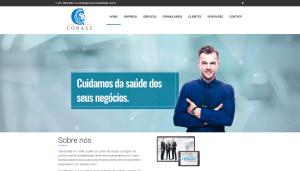 Criação site para contador