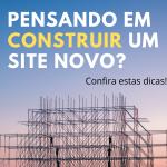 Construir site novo